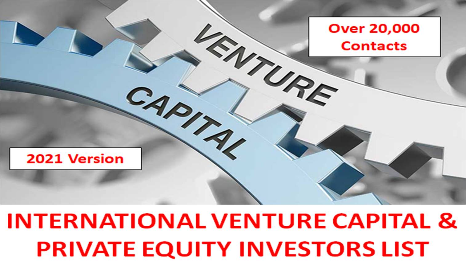 International Private Equity & Venture Capital Investors Contacts