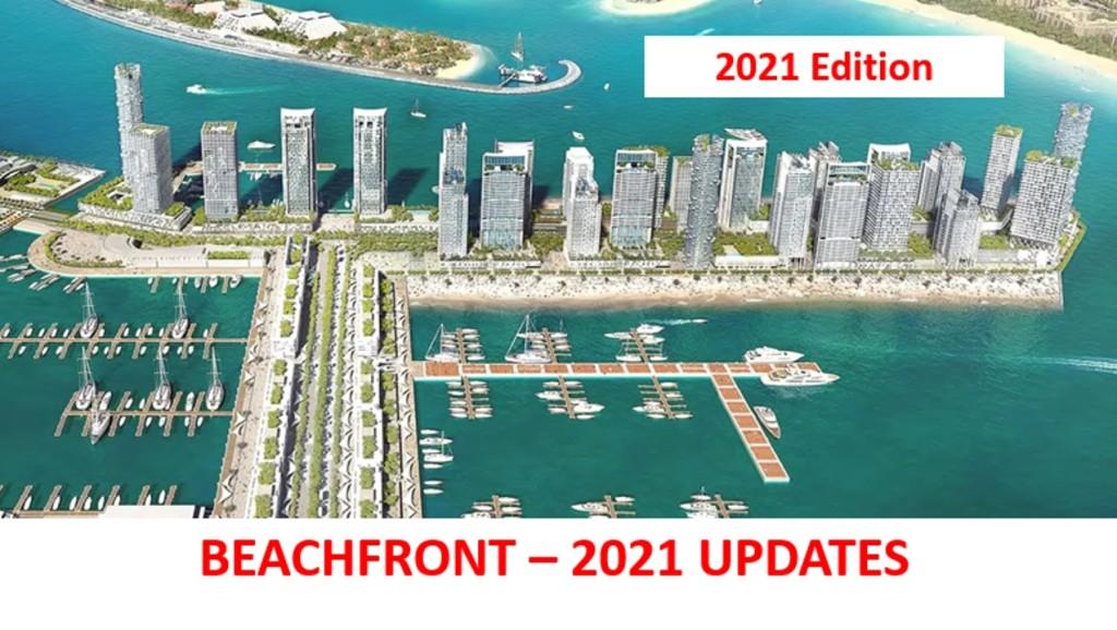 Emaar Beachfront Investors List
