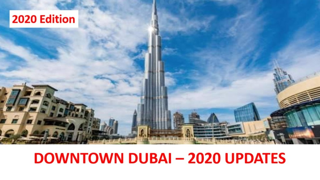 Downtown Dubai Investors