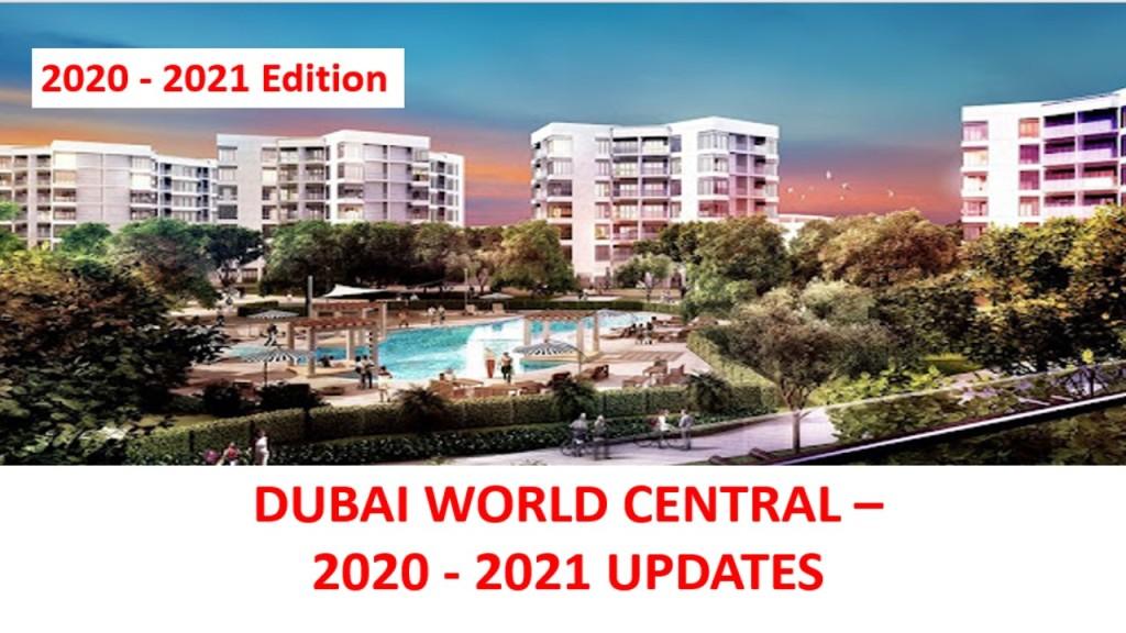 Dubai World Central Investors List