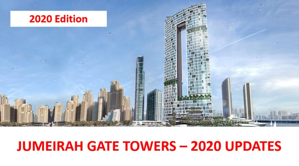 Jumeirah Gate Towers Investors List