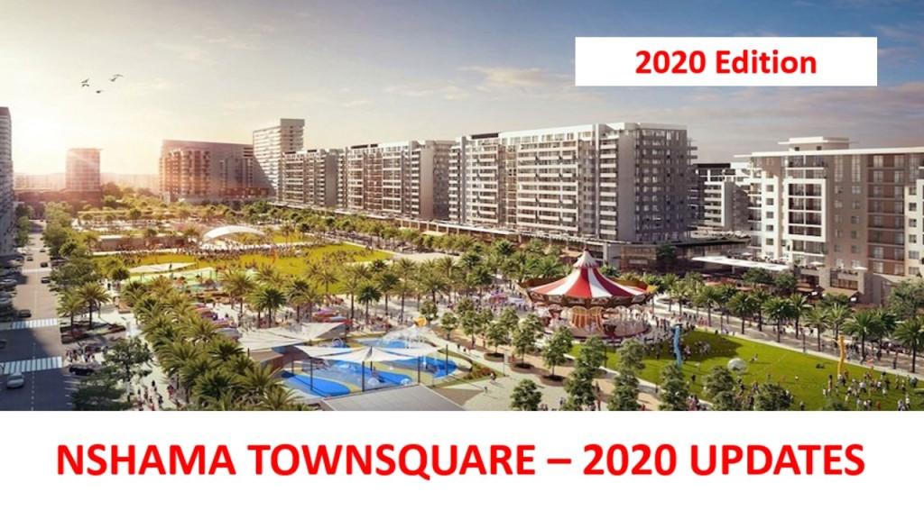NSHAMA TownSquare Investors List